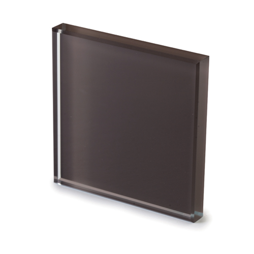 Extralight glass lacquered mocha