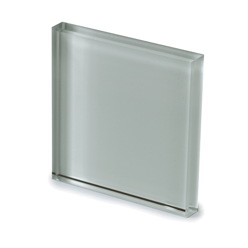 Extralight glass lacquered cement