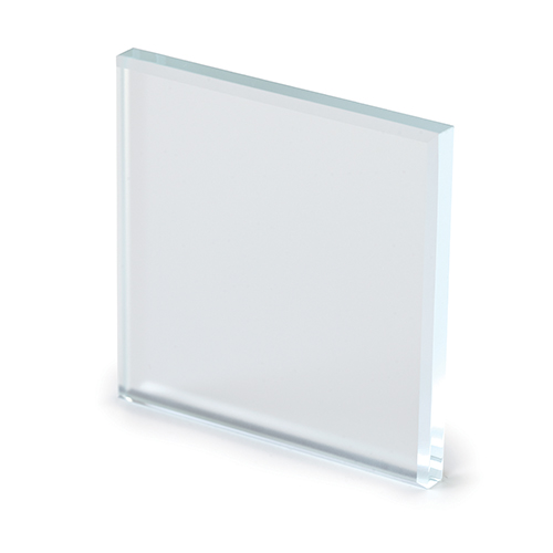 Frosted glass -elenco