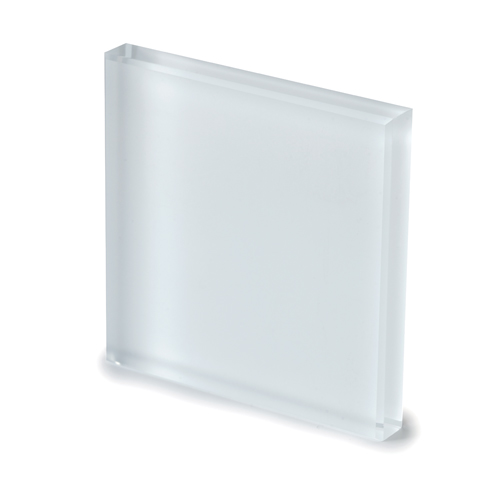 Frosted white glass  -elenco