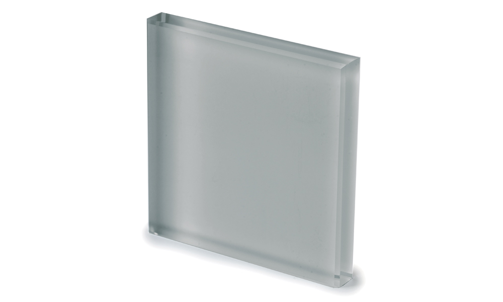 Frosted cement glass -dettaglio