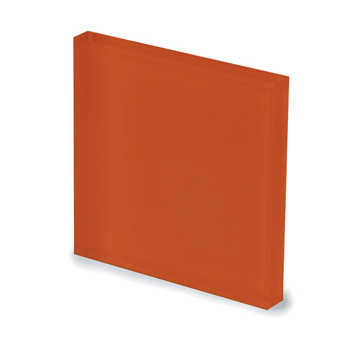 Frosted rust glass -elenco