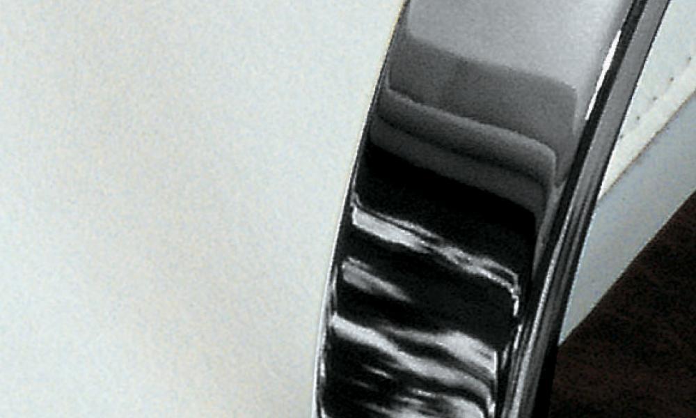 Cromo lucido -dettaglio