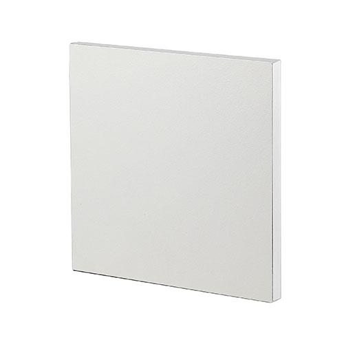 Bianco bordo bianco -dettaglio