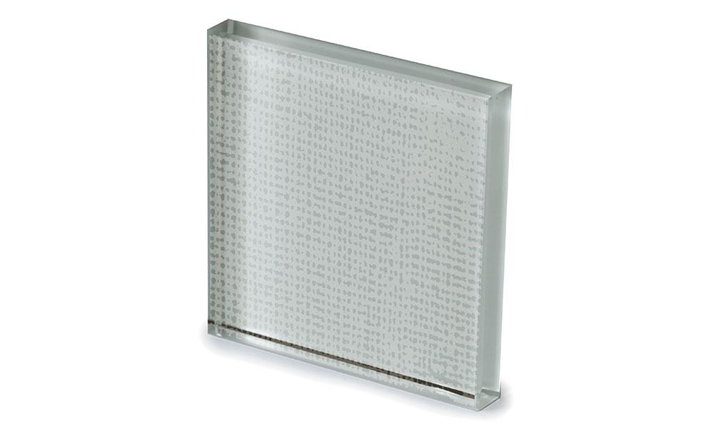Net glass laccato cemento -dettaglio