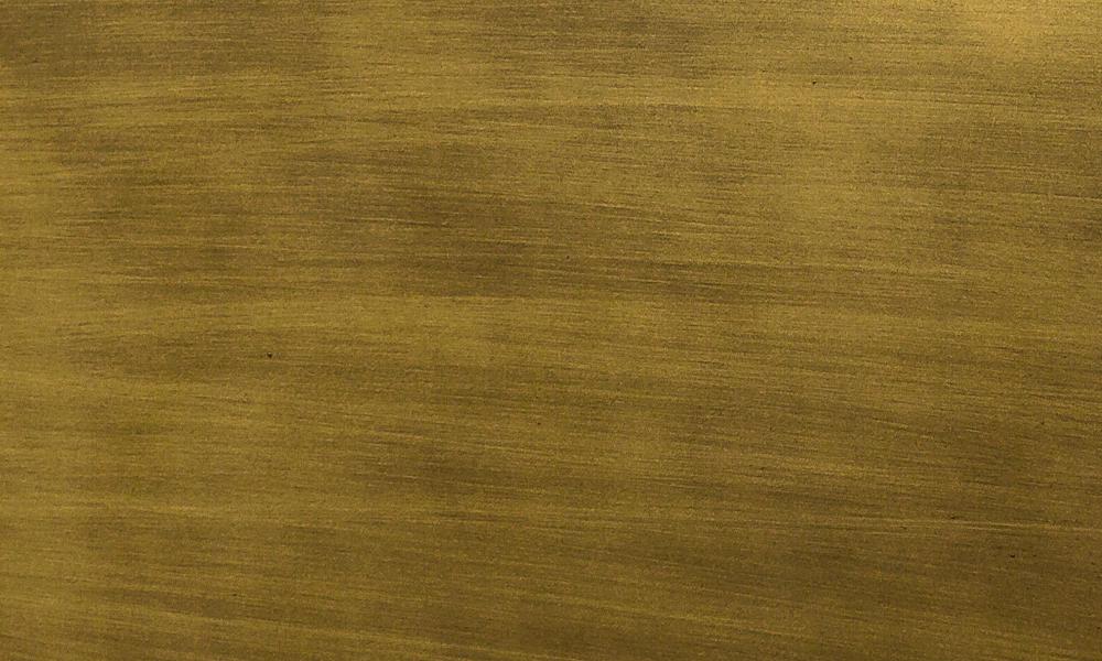 Metallo brunito -dettaglio