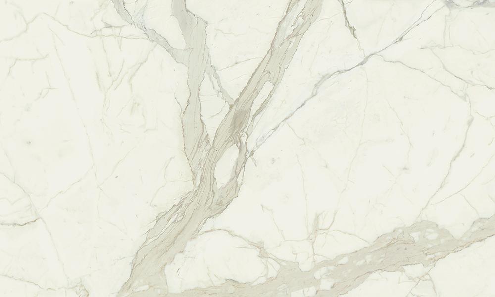 Polished Calacatta ceramic -dettaglio
