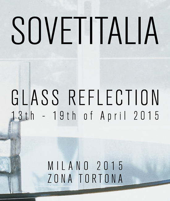 Sovet al Fuorisalone 2015 - Tortona design district
