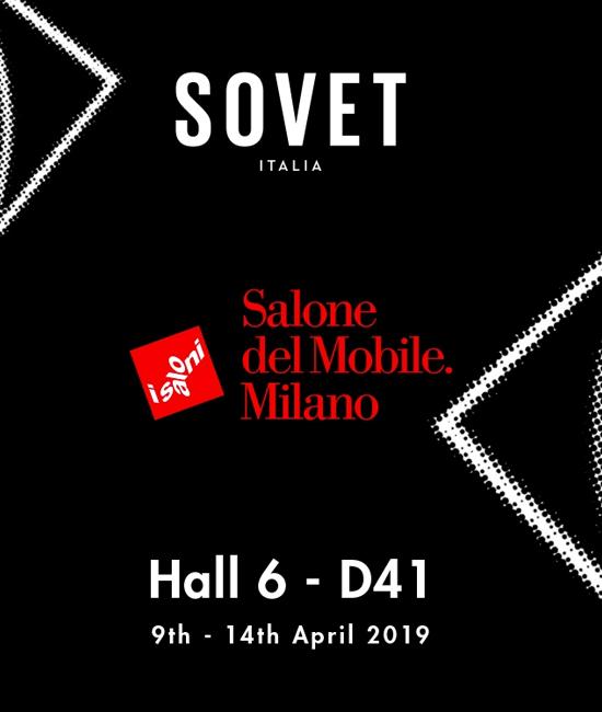 Sovet at Salone Internazionale del Mobile -particolare1