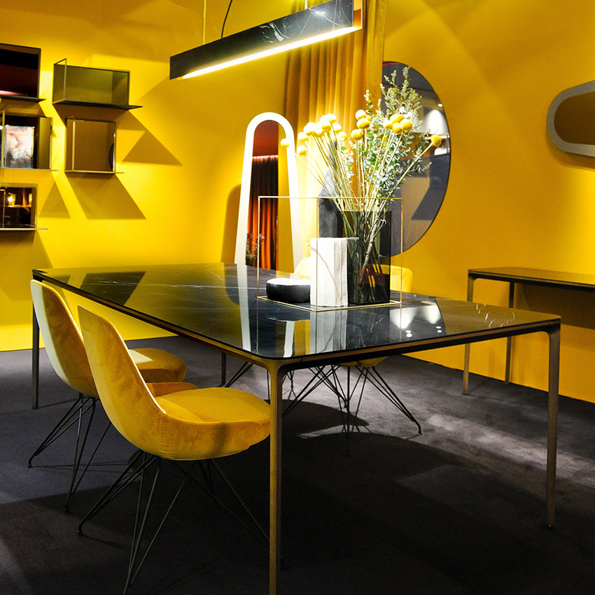 Thank you for visiting us at Salone del Mobile 2019