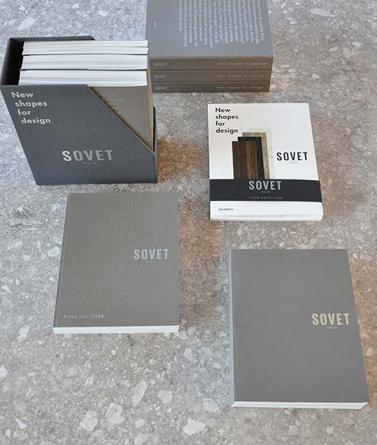 Sovet introduce the new catalogue 2020