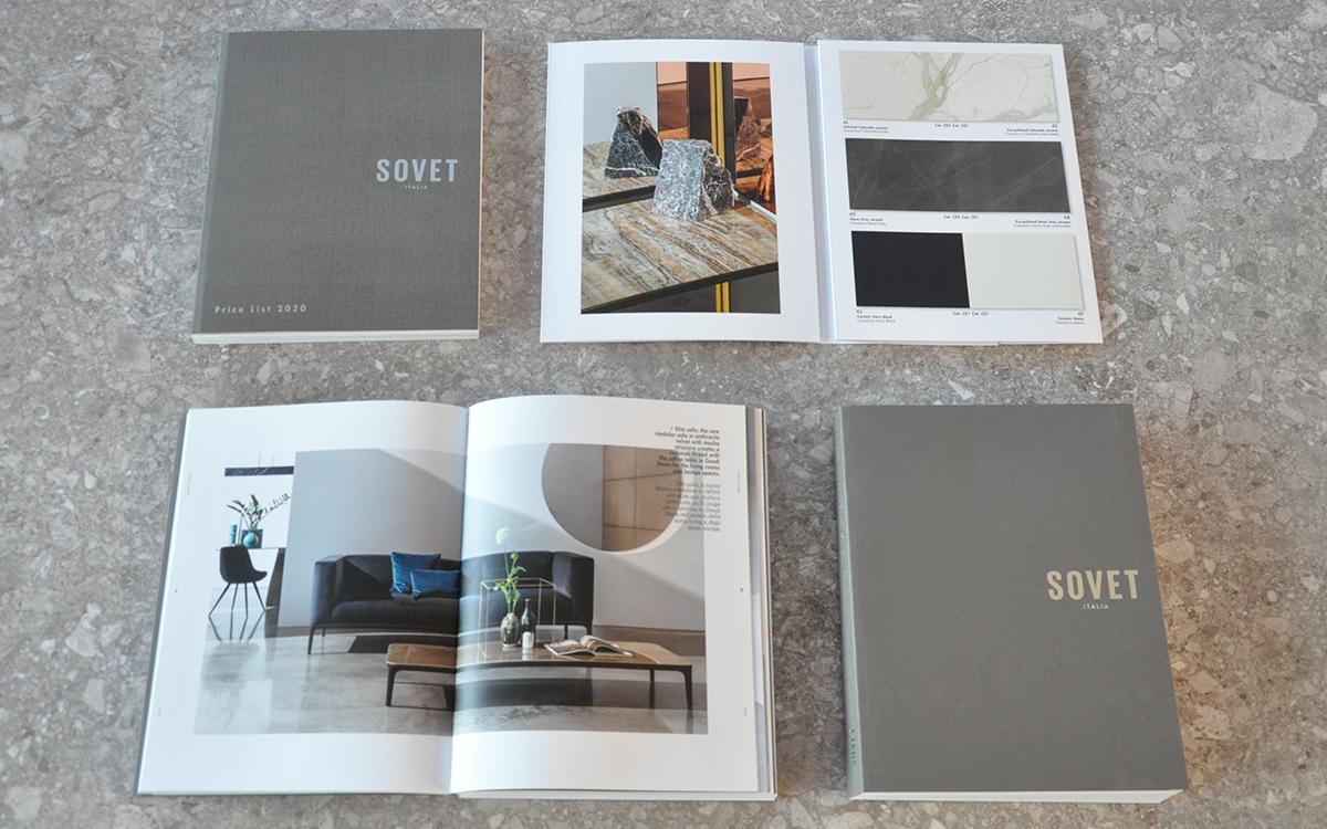 Sovet presenta il nuovo catalogo 2020