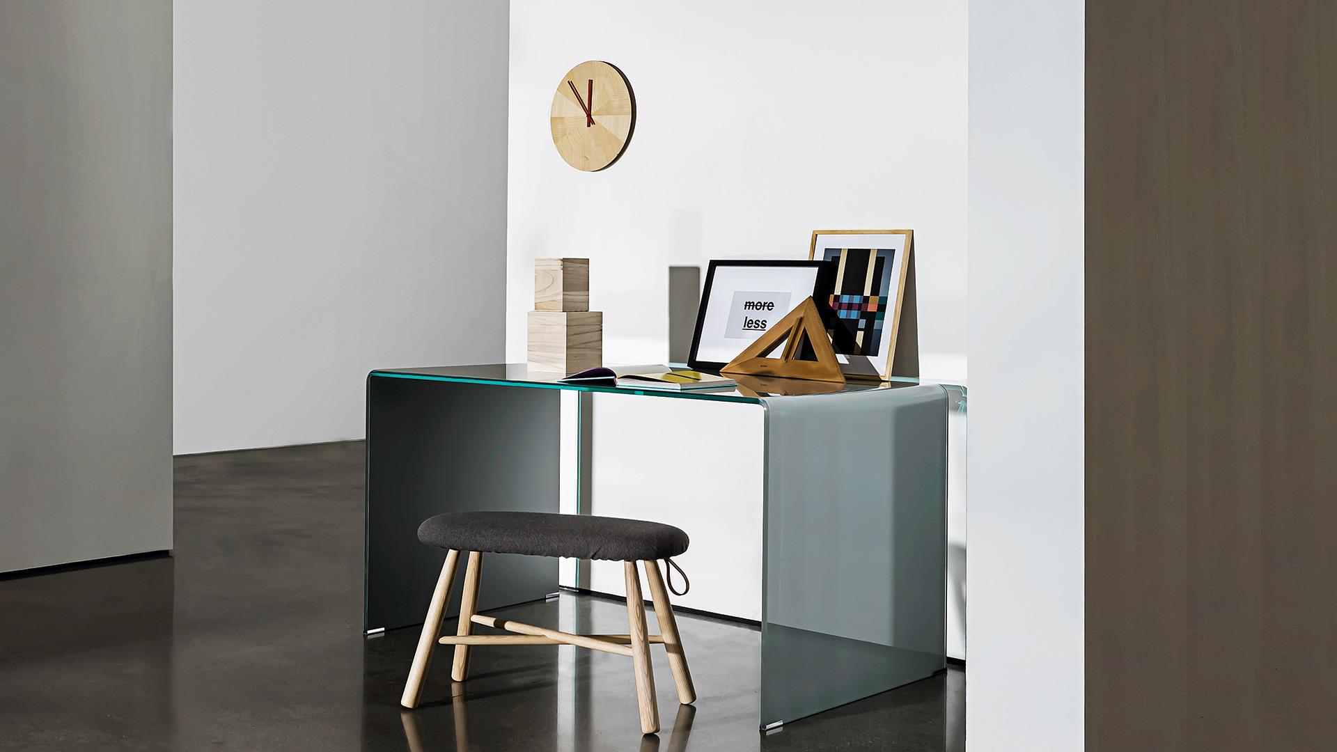 ORDER | Tavolo di Cristallo e Vetro Moderno - SOVET