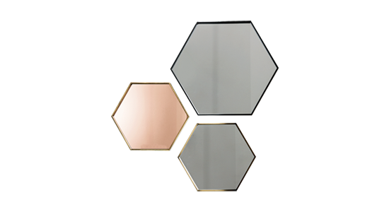 VISUAL HEXAGONAL