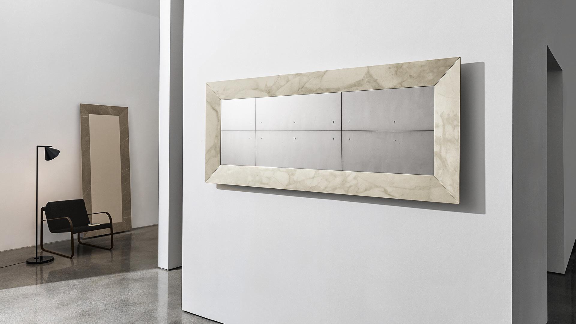 Pareti A Specchio Design denver   specchi da parete e specchiere - sovet