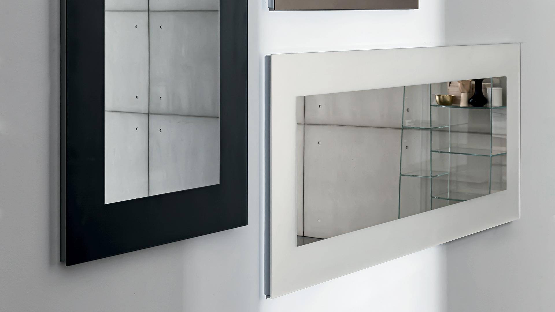 Pareti A Specchio Design boston   specchiera da parete - sovet